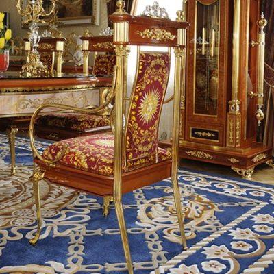 Krzesło bez poręczy GF-D-03-AC