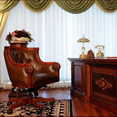 Fotel przed biurko HO-1-SC